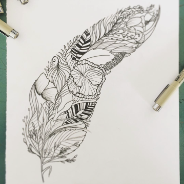 Illustration - Poetic Motion
