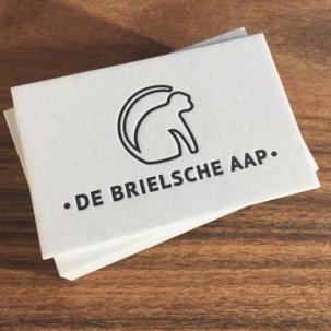 Logo - De Brielsche Aap