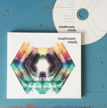 Album Cover - Mushroom Mosis