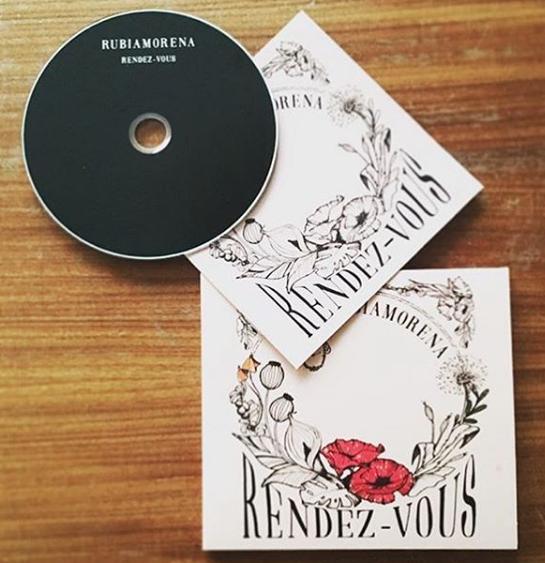 Albumcover - Rubiamorena
